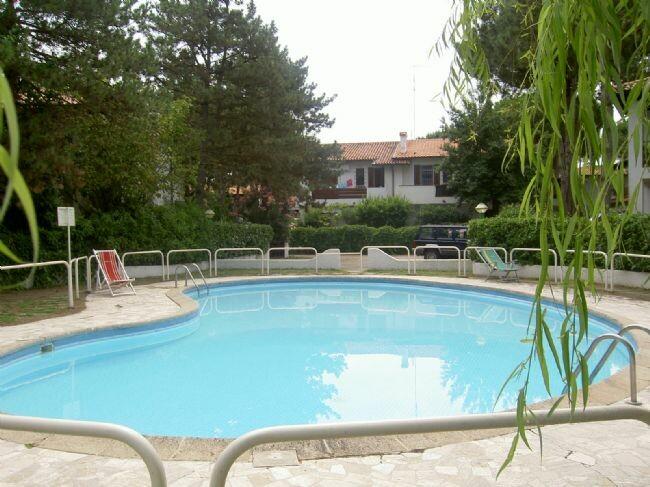 Residence con piscina Lido di Spina