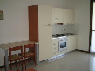 Marina 10/A: Soggiorno - Cucina